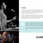 Jazz Hudson: the Poet